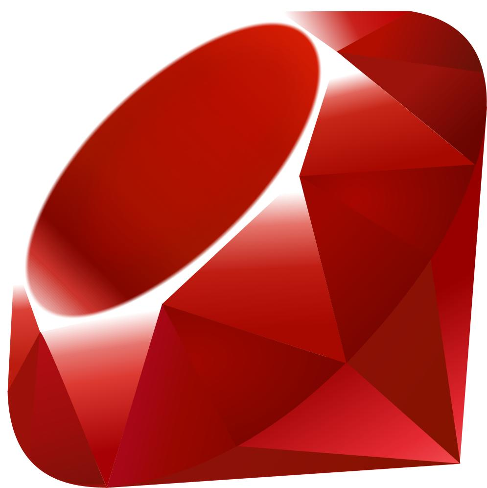 A ruby jewel representing the Ruby programming language